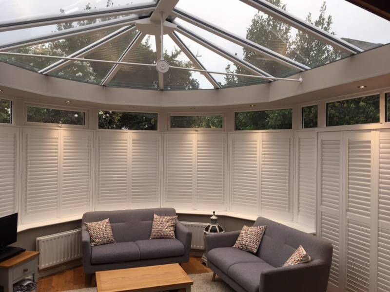phoenix conservatory blinds gallery