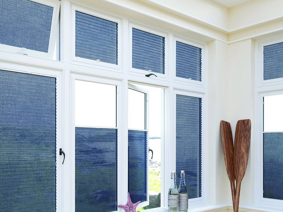 phoenix pleated blinds gallery