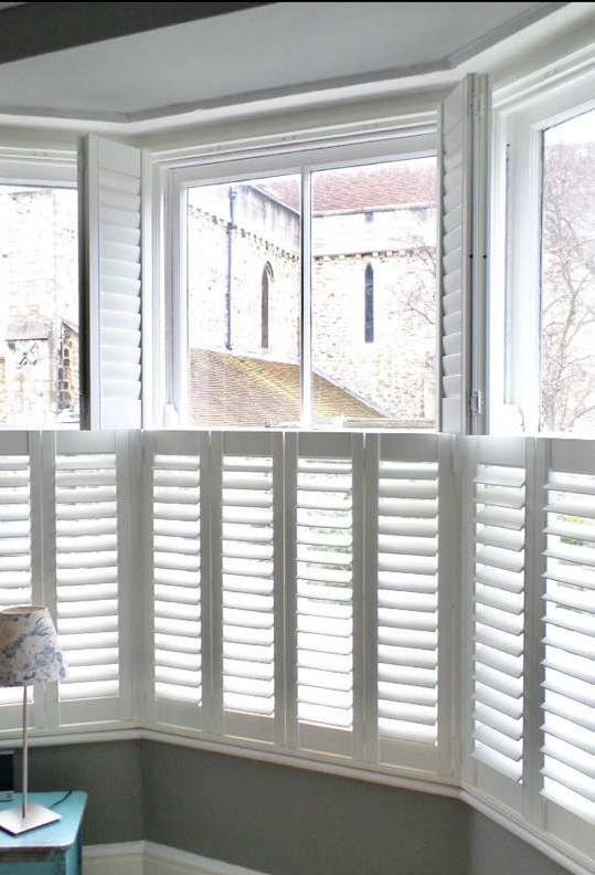 Bay, Tier on Tier Shutters